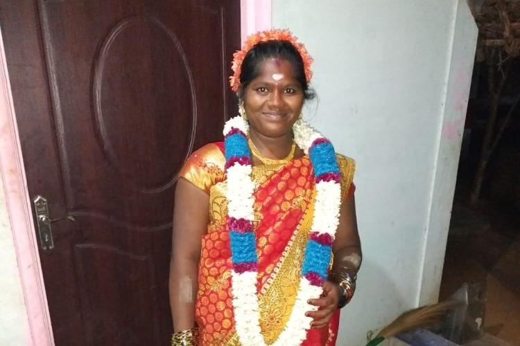 Doctors left cloth inside her body says husband of pregnant TN woman who died