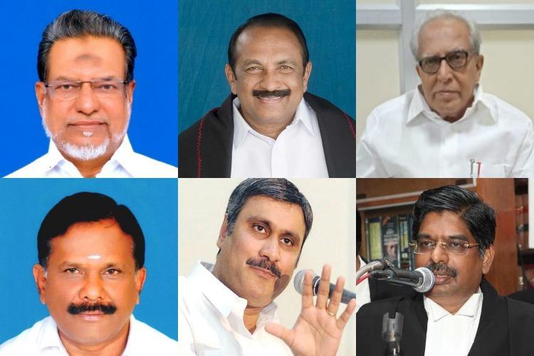 All 6 Tamil Nadu MPs elected unopposed to Rajya Sabha