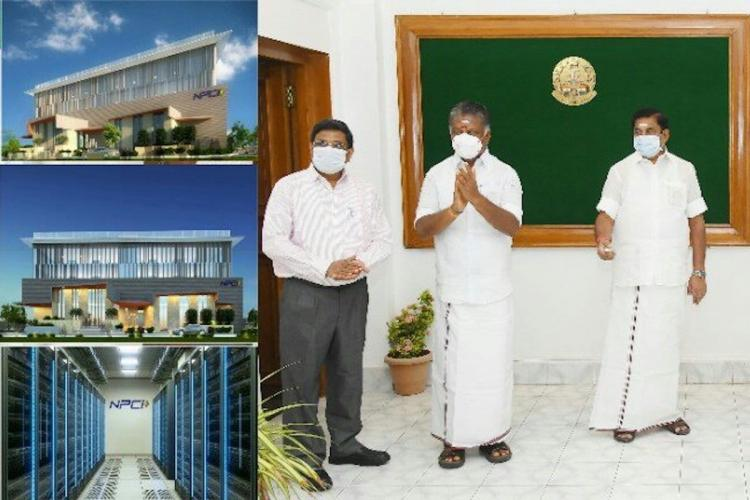 NPCI set to launch Smart Data Center in Chennai TN CM lays foundation