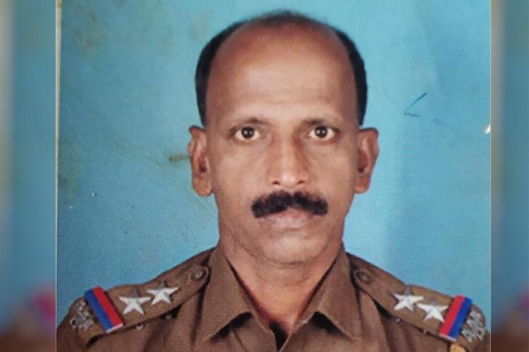 TN CM EPS announces Rs 1 crore solatium for slain cops family