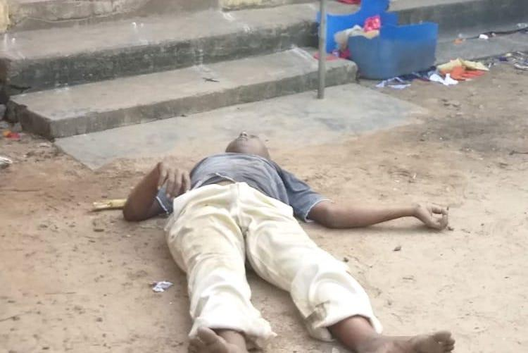 Video Man suspected to be a thief begged for mercy before being lynched by mob in TN