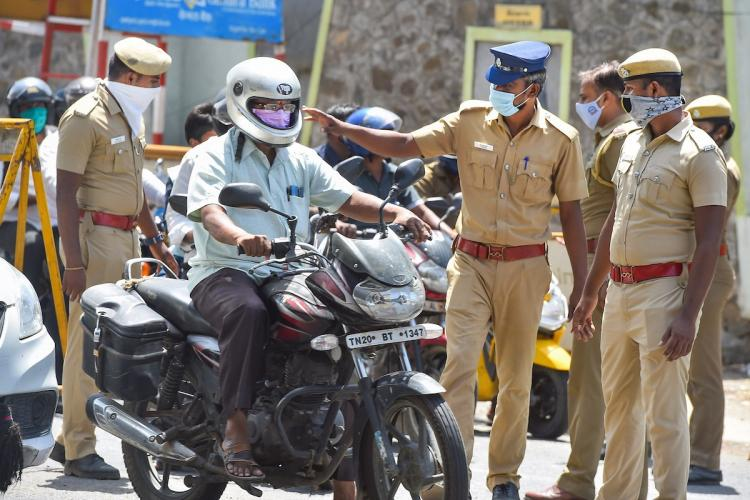 TN police suspends Friends of Police from policing can do volunteer work