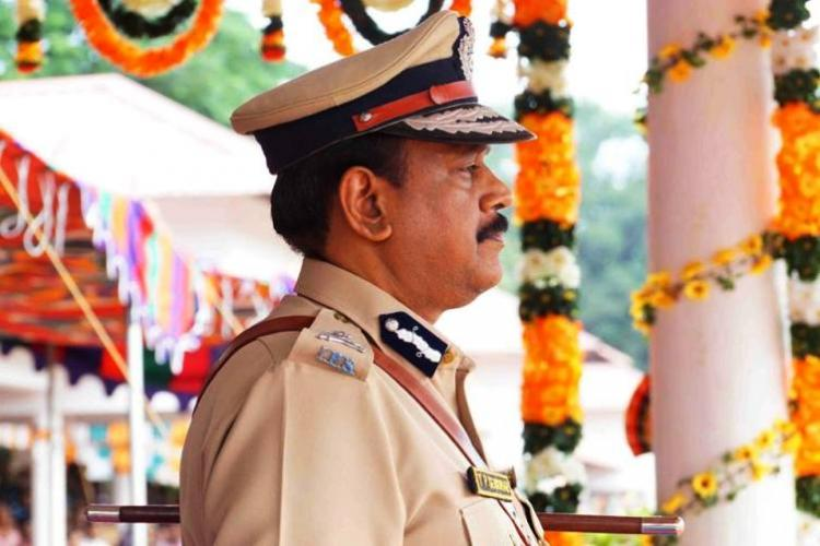 Kerala former DGP takes his battle with Pinarayi govt to SC