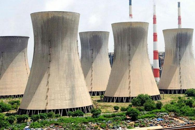 Thermal power plants at Neyveli Neyveli Lignite Corporation