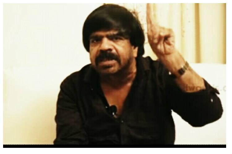 You can sing on the toilet can you do it in public with a mic T Rajendar trolls his trolls
