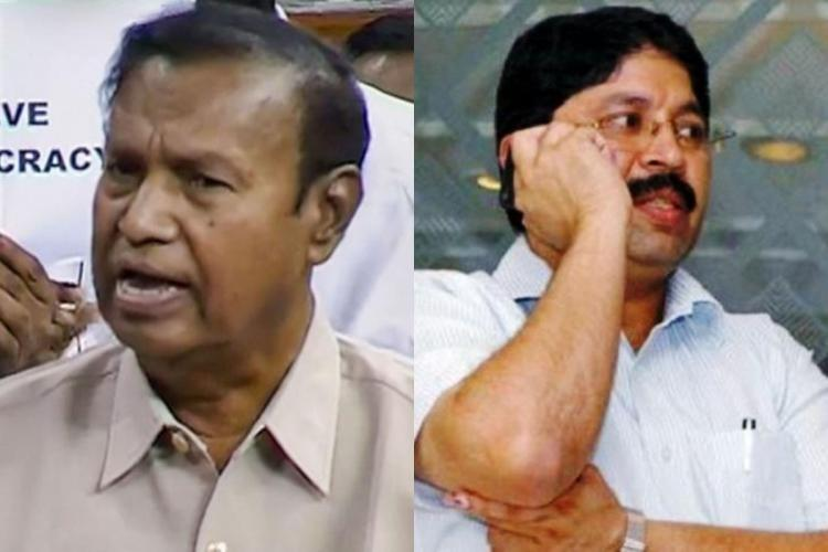 One meeting many controversies Row over DMK MPs meeting with the TN Chief Secy