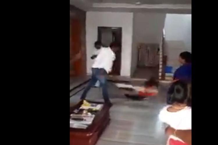 TRS activist booked for physically assaulting first wife in Hyderabad