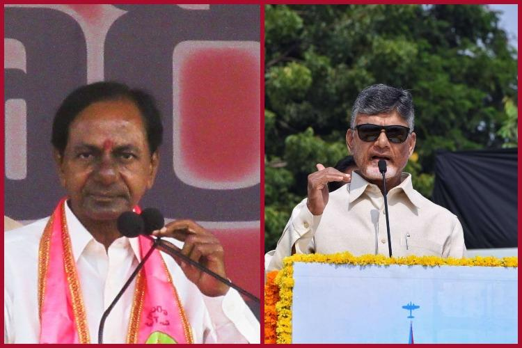 Will KCRs announcement to enter Andhra politics impact Chandrababu Naidu