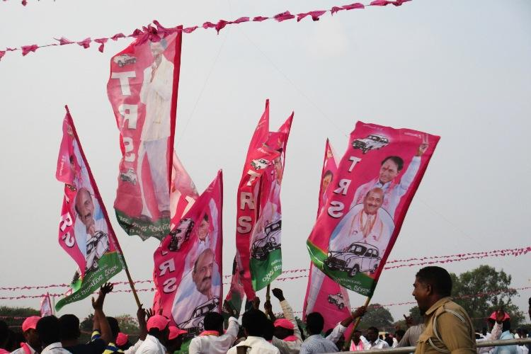 The rise of a new opposition in Telangana Can TRS hold its own in the state