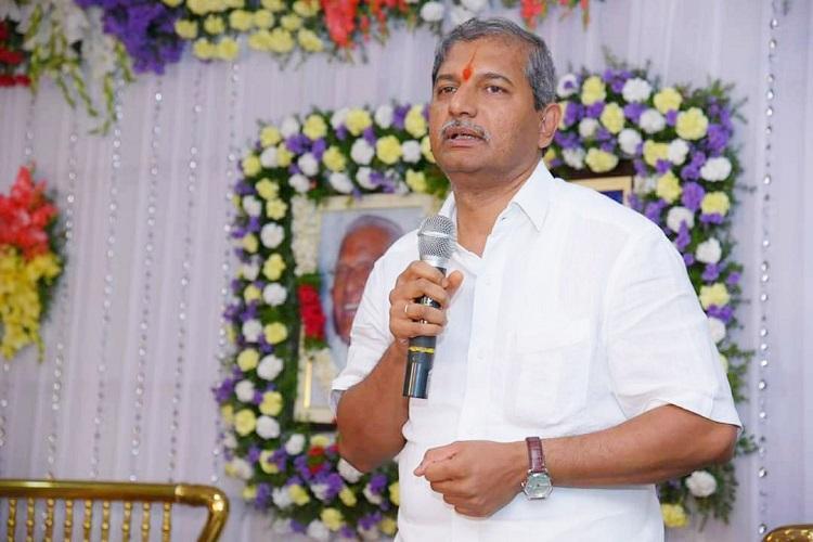 TRS MLA Ramesh Chennamaneni still a German citizen Centre informs Telangana HC