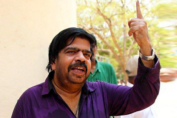Actor Silambarasans father T Rajendar files a police complaint