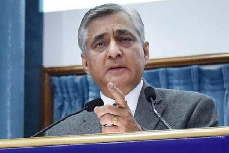 Expected PM to talk about judges appointments CJI TS Thakurs counter to Modi