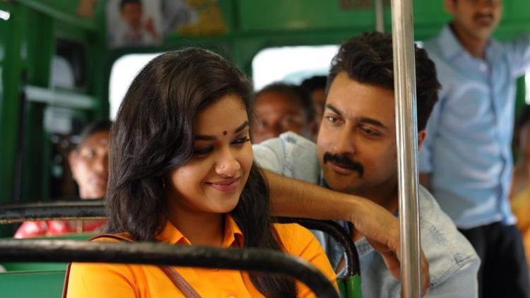 Roadblock for Gang Telugu version of Suriyas TSK