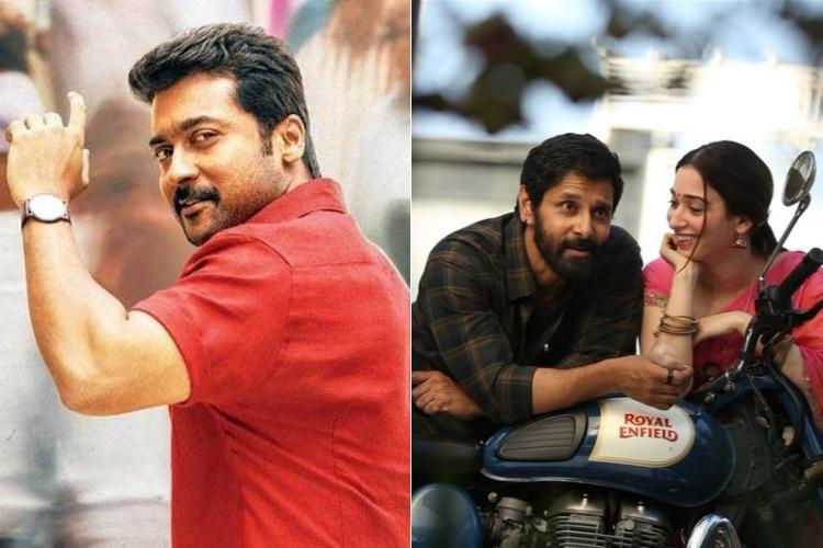 TSK Vs Sketch Which of the five Pongal releases will win the race