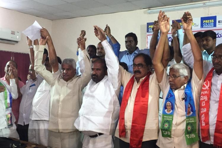 Telangana transportation strike Joint Action Committee to call for state-wide bandh