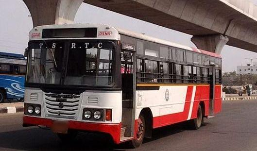 Amid Telangana RTC strike alleged recklessness of temporary drivers claims 2 lives