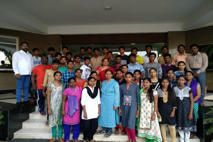 Swaeroes create history 80 marginalised students from Telangana get through DU