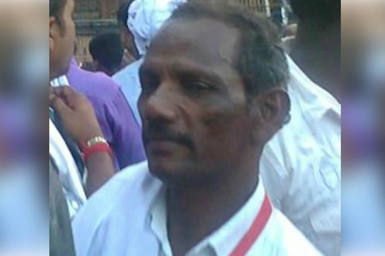 Kerala floods CPI leader slips into canal during rescue op dies