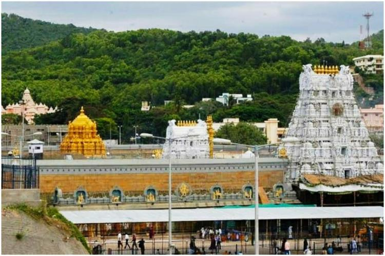 Tirumala temple to hold trial run of darshan with limited devotees in Andhra