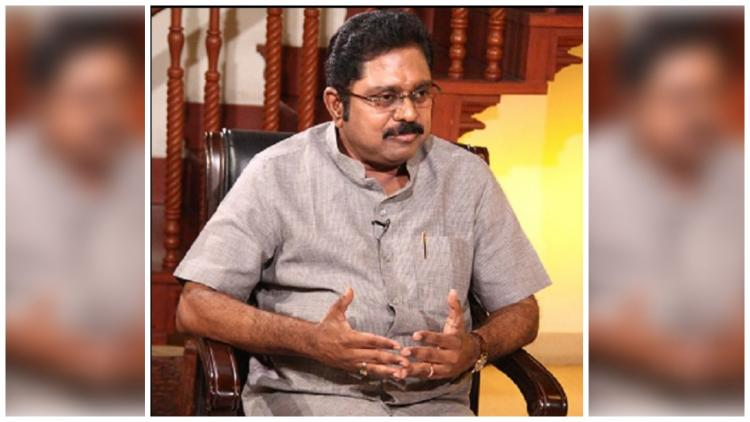 Court gives nod to Delhi police to collect voice samples of TTV Dhinakaran
