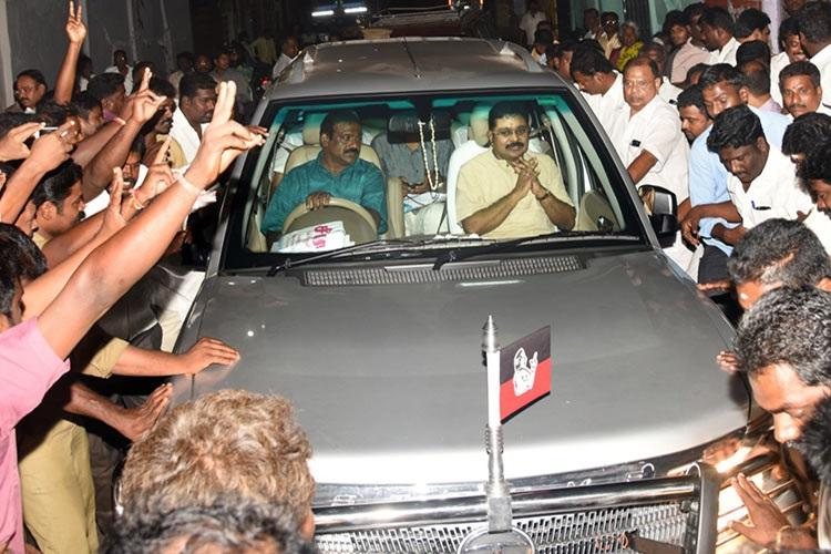 TTV Dinakaran candidature case: Petitioner asked to approach EC