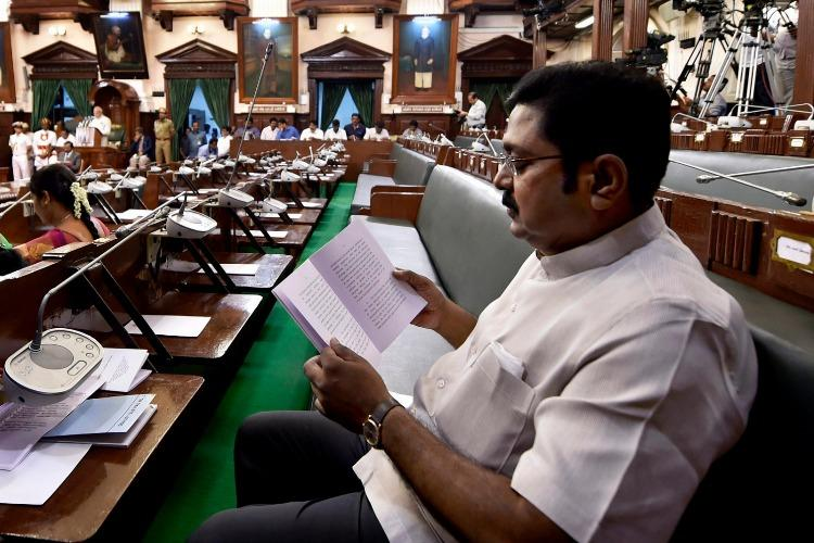 No pressure cooker but TTV Dhinakarans AMMK candidates will get a common symbol
