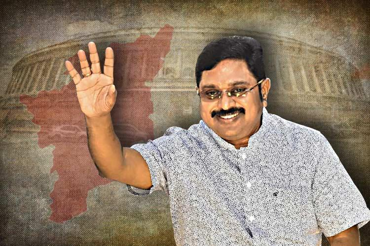 Sentiment Against Dmk In Our Blood Won T Align With Them Ttv Dhinakaran To Tnm The News Minute
