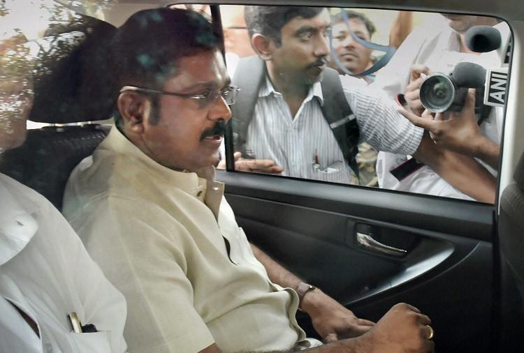 Now ED files another money laundering case against TTV Dhinakaran