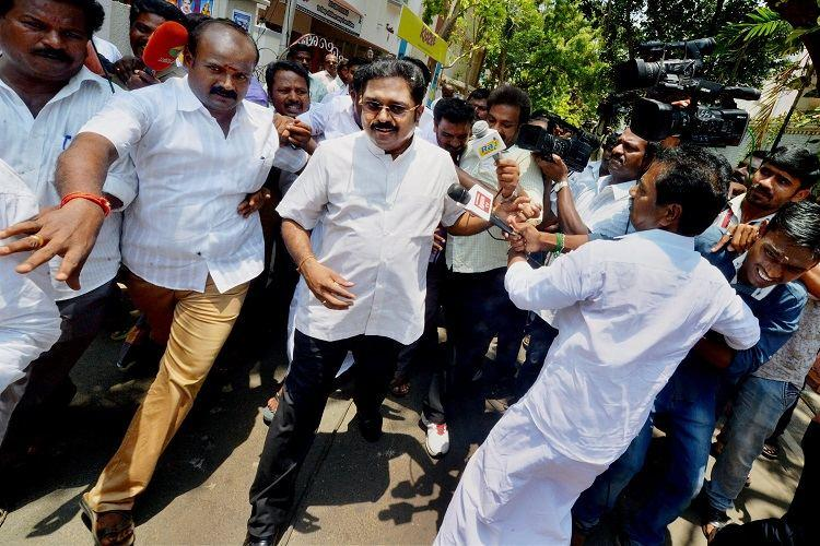 TN government will fall in three months declares TTV Dhinakaran