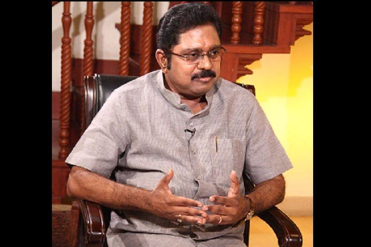 Should TTV Dhinakaran be allowed to contest polls Madras HC puts ball in ECs court