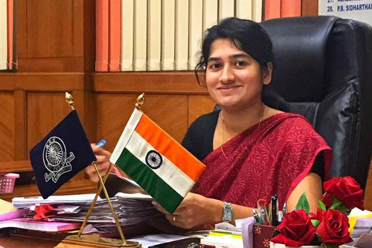 TV Anupama steps down as Thrissur Collector will resume in new post after training
