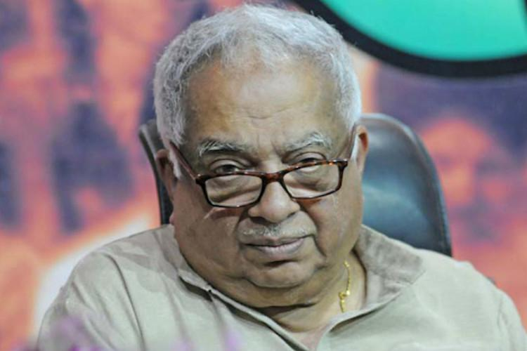 Veteran journalist TVR Shenoy passes away in Mangaluru