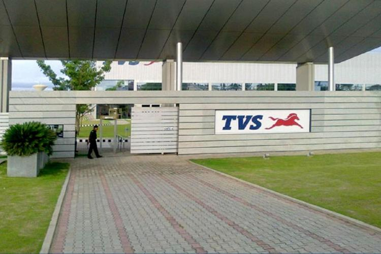 TVS family has restructured group companies