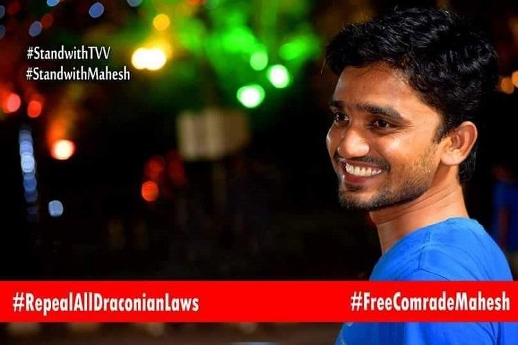 Trampling dissent with detention What the arrest of a student leader in Telangana tells us