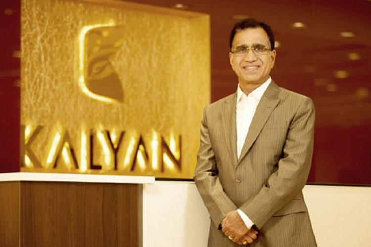 T S Kalyanaraman is the Chairman and MD of Kalyan Jewellers