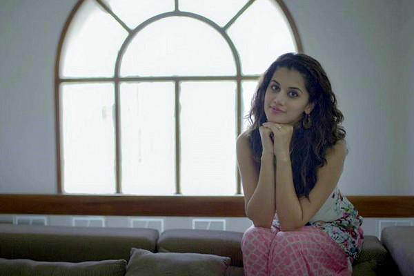 Long struggle before I play typical Bollywood heroine Taapsee Pannu