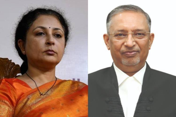 Justice Tahilramanis resignation accepted Vineet Kothari to act as CJ of Madras HC