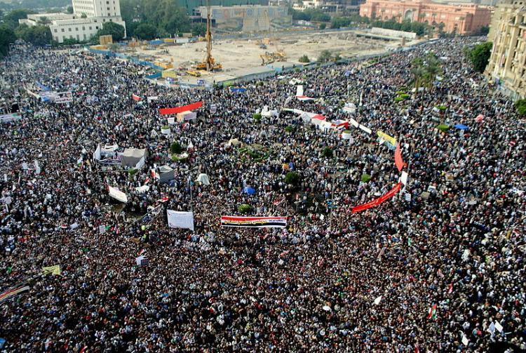 Five years on the spirit of Tahrir Square has been all but crushed