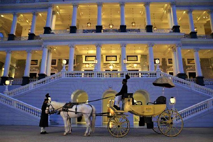 How Hyderabads Taj Falaknuma is trying to recreate the royal Nizami Iftar experience