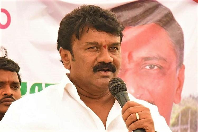 KCRs return gift TRS MLA vows to unite all BCs in Andhra ahead of polls