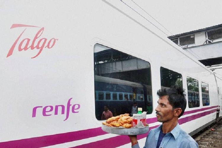High-speed Talgo train completes Delhi-Mumbai trial run in under 12 hours