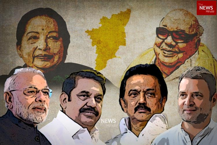 Why alliance arithmetic may not matter in Tamil Nadu in 2019