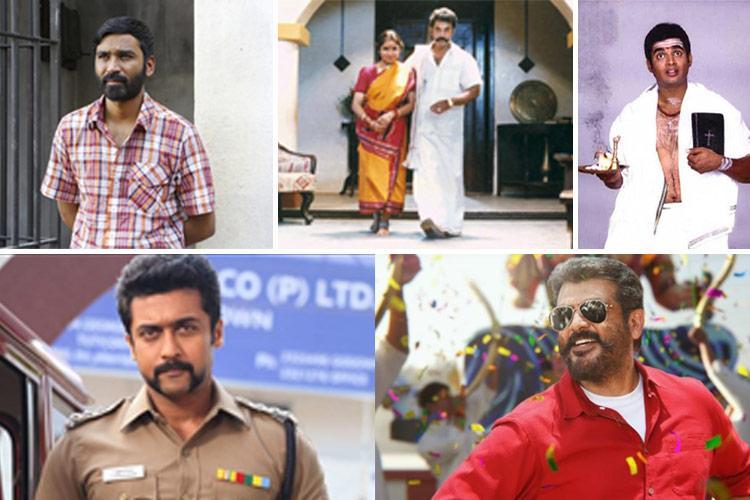 Ajiths Madurai in Viswasam Suriyas Nellai in Singam Dialects in Tamil cinema
