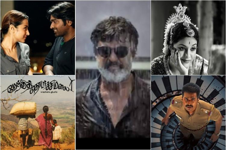 Pariyerum Perumal to 96 The best of Tamil cinema in 2018