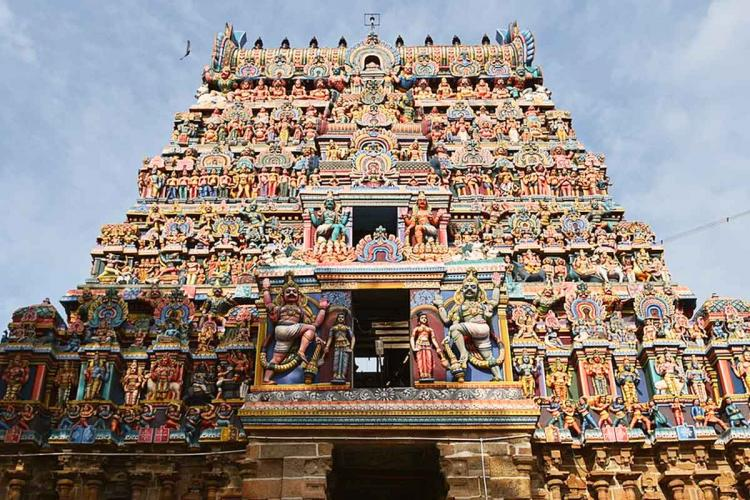 TN govt making illegal move to acquire temple land for Collectorate Hindu Munnani