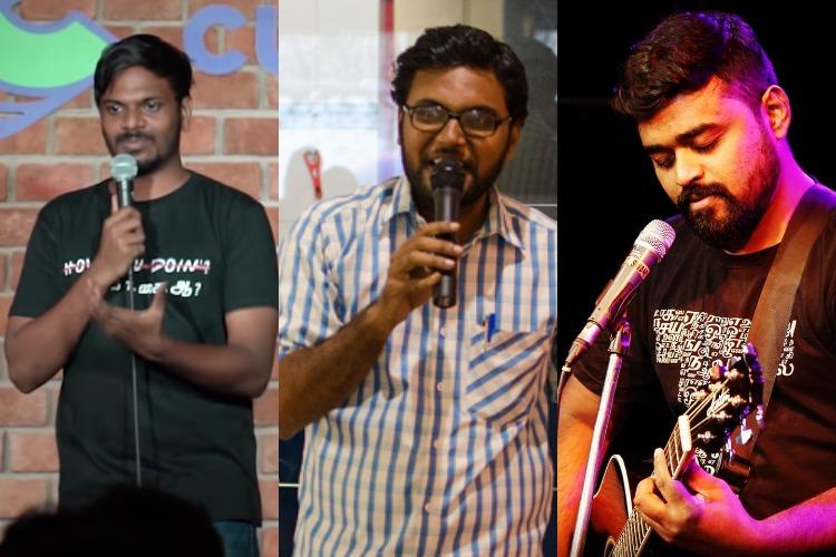 Oru joke sollava The growing turf for Tamil stand-up comedy