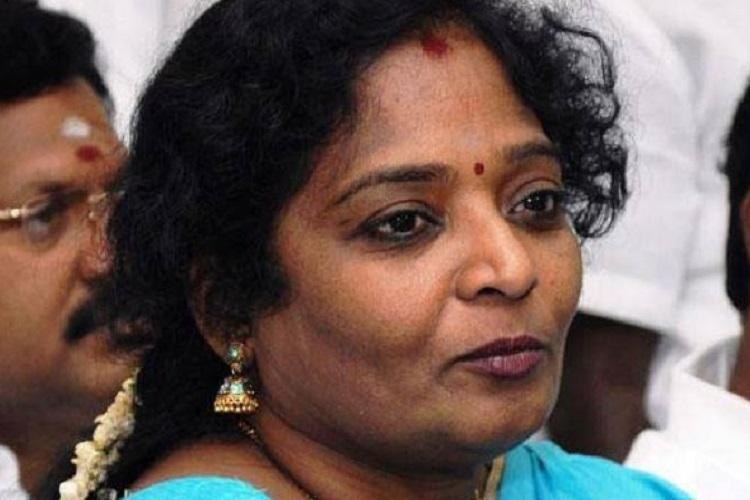 Student who shouted down with fascist govt at BJPs Tamilisai in flight detained