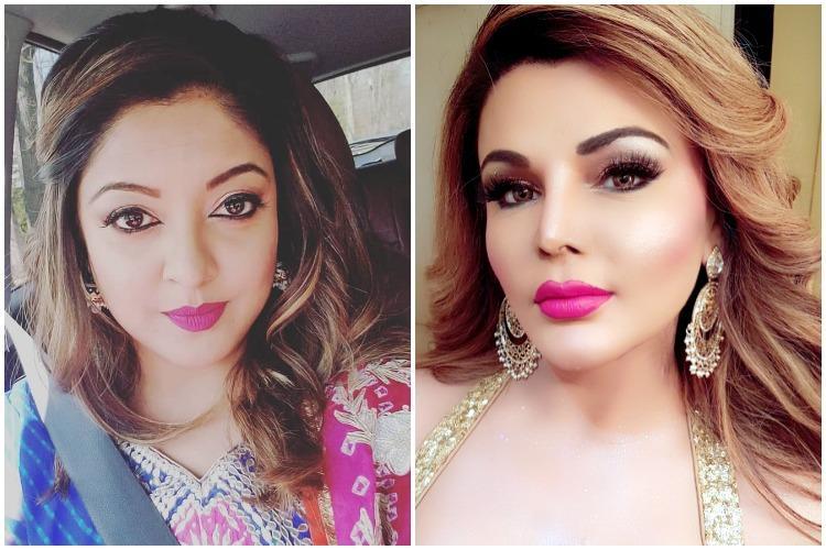 Tanushree Dutta files for defamation against Rakhi Sawant for calling her doped
