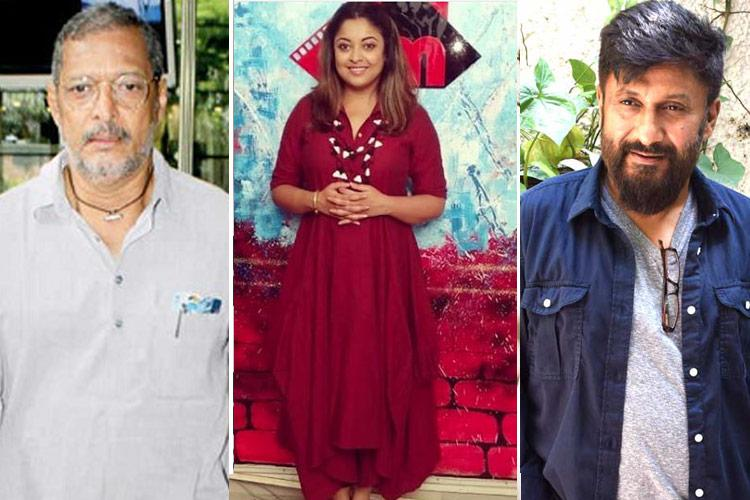Tanushree Dutta receives legal notices from Nana Patekar, Vivek Agnihotri