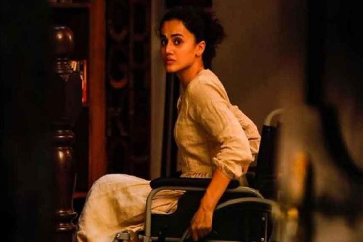 Decoding 'Game Over' with Taapsee: Actor explains the